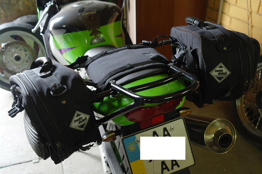 Как сделать кофры на мотоцикл 31